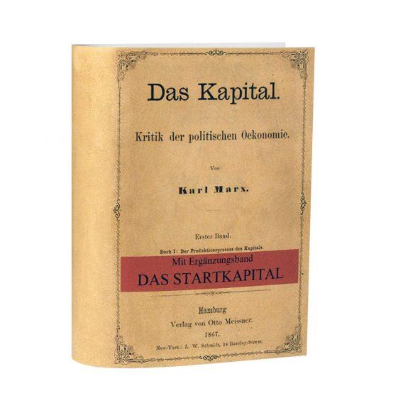 Geldgeschenk Buch Startkapital