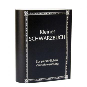 Geldgeschenk Schwarzbuch